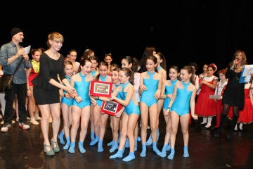 Premiazioni 2014