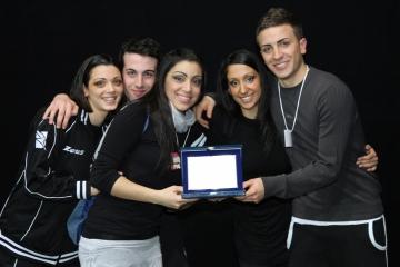 Premiazione 2011